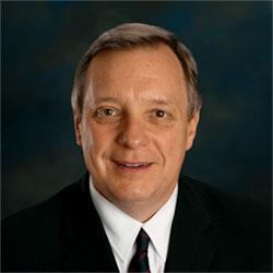 Richard J. Durbin's headshot