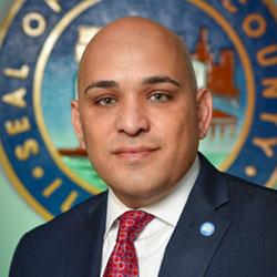 Luis Arroyo Jr.'s headshot